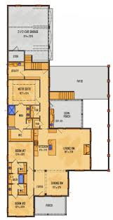 7 X 10 Bathroom Floor Plans by Best 25 Narrow House Plans Ideas That You Will Like On Pinterest