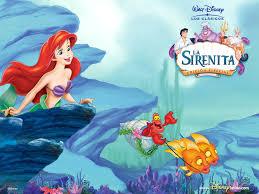 disney the little mermaid cartoons
