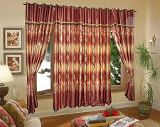 unbranded 100 silk curtains drapes u0026 valances ebay
