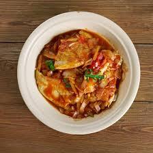 cuisine poulet basquaise recette riz au poulet basquaise épicé