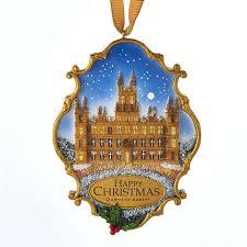 downton happy resin castle ornament shop pbs org