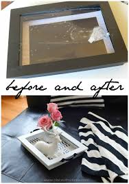 diy tray diy tray from an old picture frame place of my taste