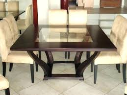 kitchen table decor ideas square dining table ideas square 8 seat dining table stylish 8