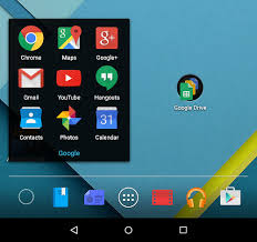 create folder on android create colourful folders for apps in android 5
