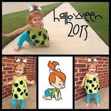 Pebbles Halloween Costume Toddler Baby Toddler Pink Pebbles Flintstone Toddler Peapodray