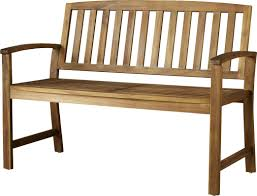 Acacia Wood Outdoor Furniture Durability by Beachcrest Home Leora Acacia Wood Garden Bench U0026 Reviews Wayfair
