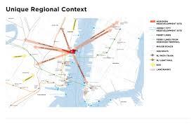 Ferry Terminal Floor Plan by Hoboken Terminal And Railyard Redevelopment Plan
