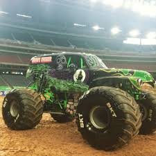 the first grave digger monster truck monster trucks invade nrg stadium for the next month houston
