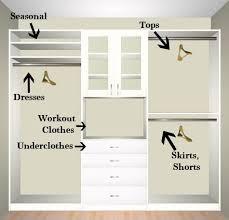 Bedroom Closet Storage Ideas Best 25 Small Closet Organization Ideas On Pinterest Organizing