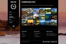 wordpress layout how to 50 attractive photography wordpress themes for 2016