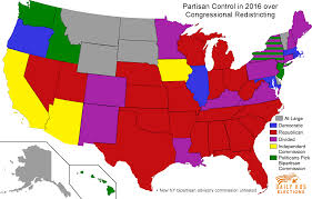 Midterm Election Map by Democrats Are Already Gearing Up For Our Next Redistricting Battle