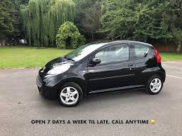 peugeot 2010 used 2010 peugeot 107 millesim for sale in west yorkshire