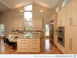 Lovely Modern Wood Kitchen Cabinets Vhzhvdjpg Kitchen Eiforces - Modern wood kitchen cabinets