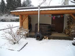 spa d exterieur bois bain nordique france