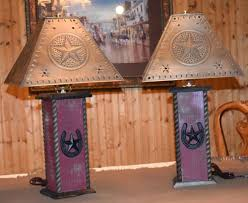 24 usb rustic lamps western lamps western cross table lamp