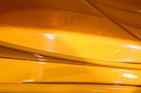 mp4 12c mclaren super car yellow paint job motor arts
