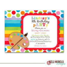 colors free printable party invitations free evites for birthday