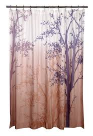 Home Decor By Color New Pearl White Home Tree Vinyl Shower Curtain Modern Tree Shower