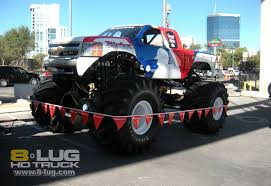 monster truck videos 2010 2010 sema show web exclusive photos 8 lug magazine