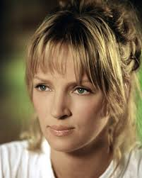 uma thurmans hair in kill bill uma thurman kill bill vol 1 posters and photos 283529 movie store