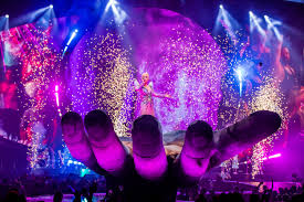 When Darkness Turns To Light It Ends Tonight Katy Perry Witness The Album The Tour