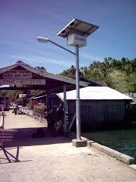 Solar Power Street Light by File Solar Powered Street Light In Barangay Cortes Basilisa Jpg