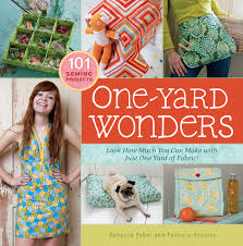 amazon com one yard wonders 101 sewing projects look how much