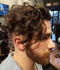 hair styles for a type 2 curly hairstyles for men 40 ideas for type 2 type 3 and type 4