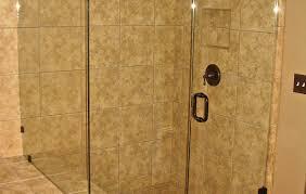 Glass Shower Door Ideas by Shower Lovable Half Glass Shower Wall Irresistible Shower Doors