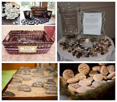 wedding wishing stones wediquette and across the board wedding traditions