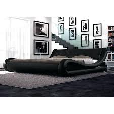 queen metal bed frame canada image of luxury ikea platform bed