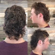 curly hair mullet images reverse search