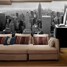 compare prices on 3d wall mural manhattan online shopping buy low