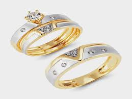 wedding band sets for wedding rings emerald cut engagement rings wedding band sets for