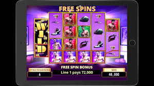 magic mike xxl video slot game with a champagne room free spin