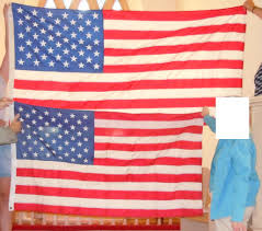 Gold Fringed Flag Meaning United States Flags Richard R Gideon Flags