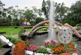 x flower fountain grass garden desktop flowers wallpapers free