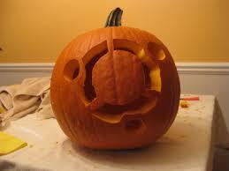 halloween pumpkin lights ubuntu re cycled air