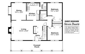 floor plans for cottages and bungalows wonderful bungalow style house plans cabin cottage colonial tudor