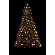 Christmas Tree Buy Online - backyard 7t pre lit green real imperial spruce artificial