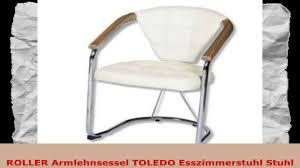 roller stühle esszimmer roller armlehnsessel toledo esszimmerstuhl stuhl