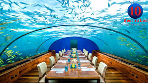 10 most impressive underwater hotels around the world youtube