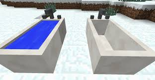 Minecraft How To Make Bathroom Bath Mrcrayfish U0027s Furniture Mod Wiki Fandom Powered By Wikia
