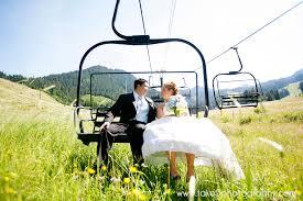 mountain wedding weddings mountain resort wacrystal mountain resort wa