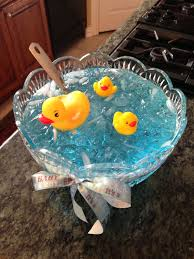 nautical baby shower punch love this idea with green
