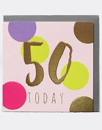 50th birthday cards belly button designs 50th birthday cards platinum range age cards