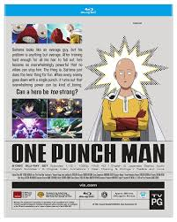 one punch man amazon com one punch man bd blu ray various movies u0026 tv