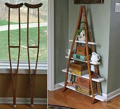 Industrial Looking Bookshelves by Best 25 Crutches Shelf Ideas On Pinterest Who Invented