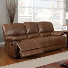 Brown Leather Recliner Sofas Leather Recliner Sofa Sets Sale Foter