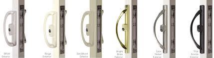Patio Door Accessories Provia Patio Door Hardware